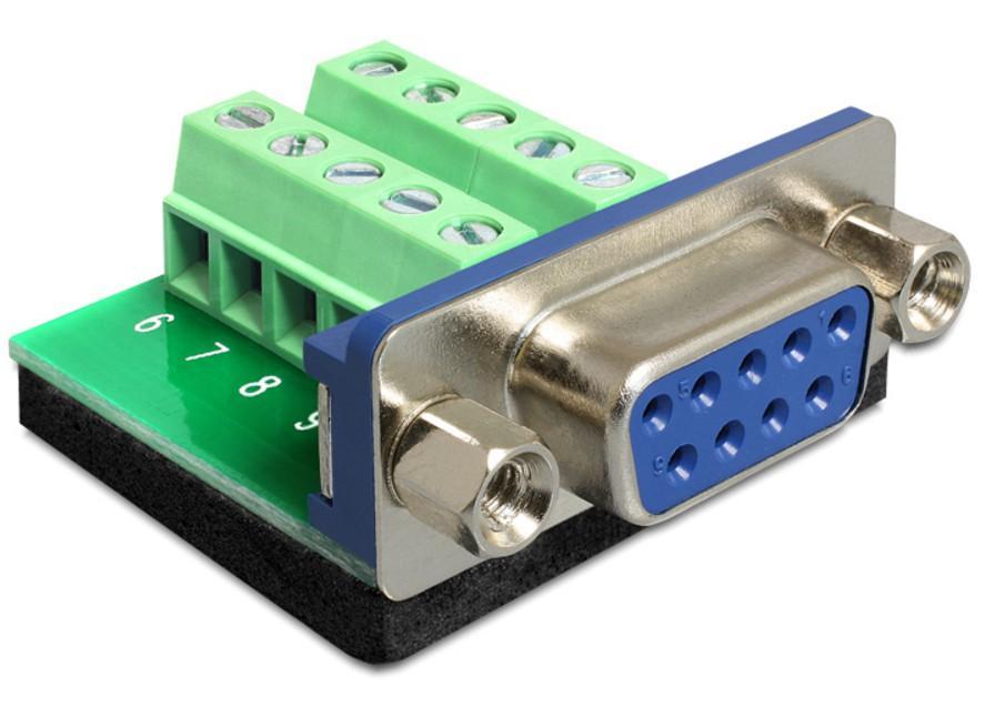 Connettori e Accessori D-SUB