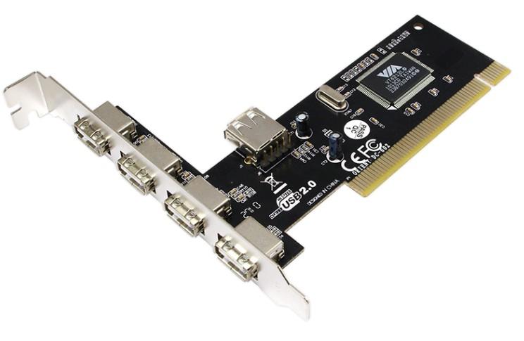 Schede USB - Firewire