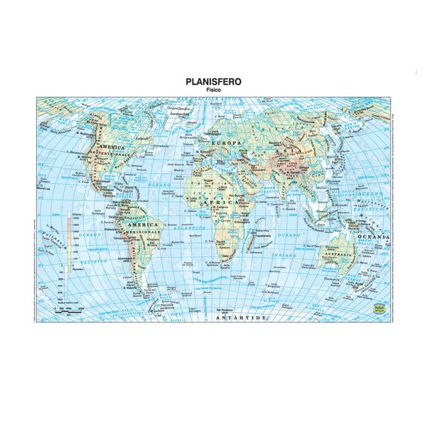 Carte Geografiche Magnetiche E Non